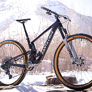 "Tallboy'o  ""The Downhillers XC bike"""