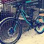 Cyan beast Specialized SX Trail