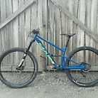 """NEW MAJIN CYCLES ENDURO 29"""" STEEL, HOMEMADE IN CHILE"""