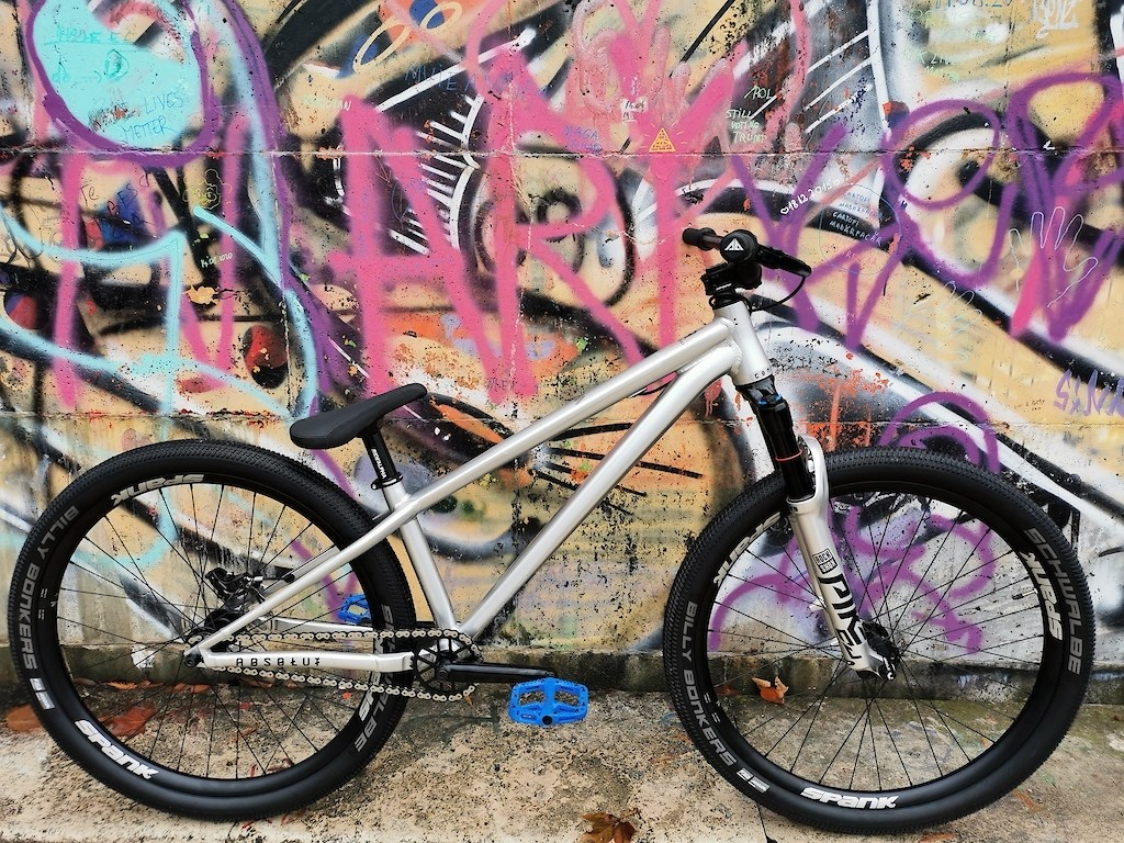 Commencal Absolut RS 2021