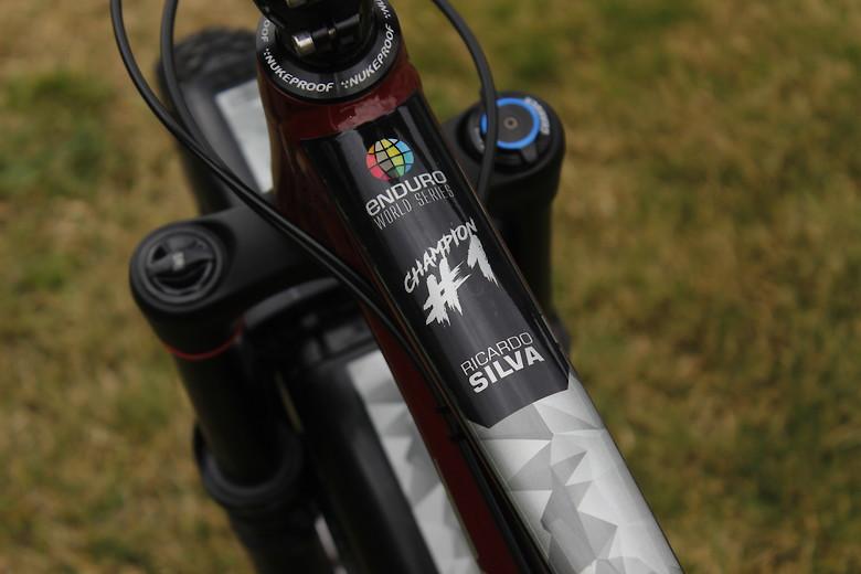 New custom Nukeproof Frame stickers decals mtb bike