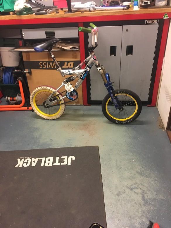 Minibike Ultimate Shred Machine