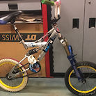 Minibike Ultimate Shred Machine