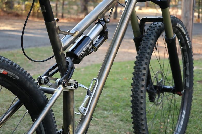 Homemade Trail Bike