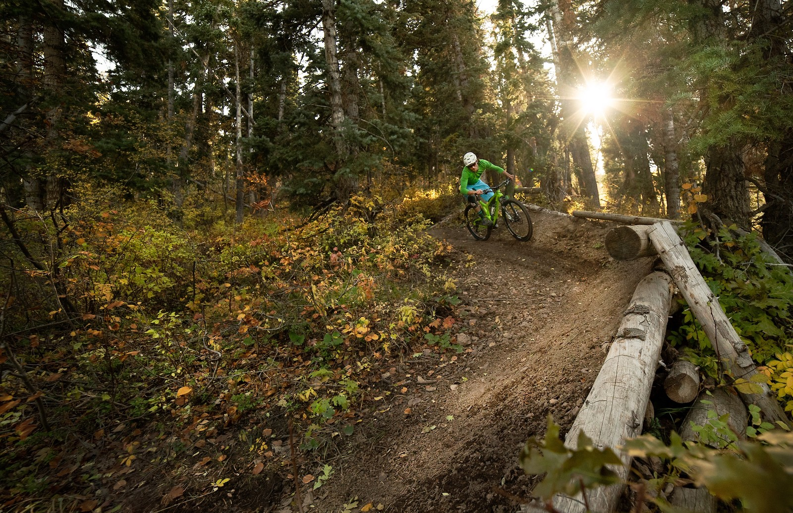 Secret Stash - Austin Tucker Media - Mountain Biking Pictures - Vital MTB