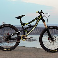 Specialized Status 2012 BK