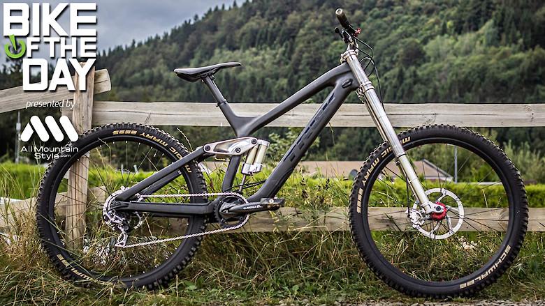 Lightest 27.5 DH bike? TREK SESSION 9.9 27.5