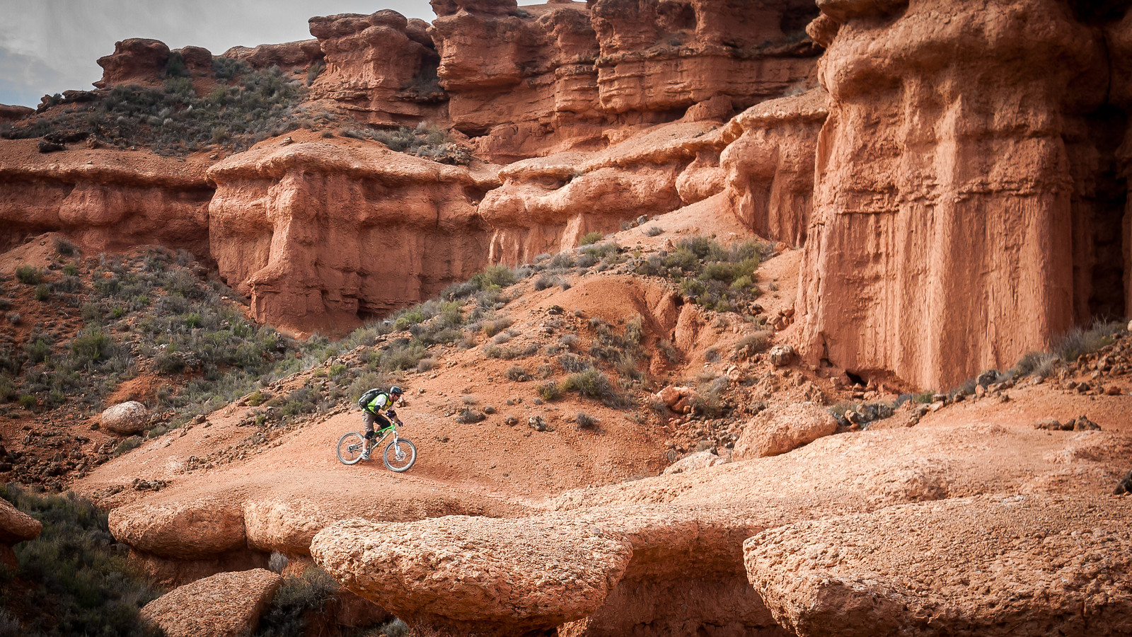 Spanish Utah - BasqueMTB - Mountain Biking Pictures - Vital MTB