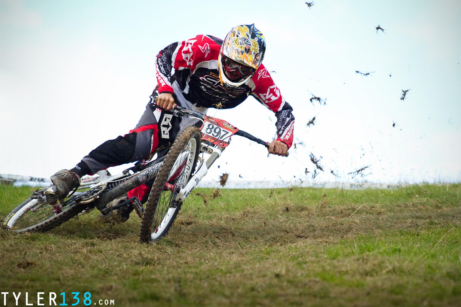 2011 Welsh Champ Billy Matthews  - Tyler138 - Mountain Biking Pictures - Vital MTB