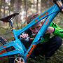 Orange Bikes DH327 Full Hope Components by Valentin Anouilh
