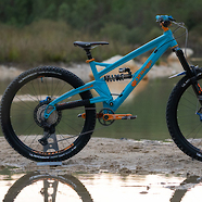 Orange Bikes Alpine6 full Hope & EXT Storia