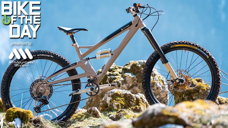Orange Bikes Alpine6 w/ Intend BC & Hope Tech