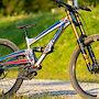 Orange Bikes 329 - Custom UK Decals