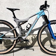 Orbea Oiz TR - 20lbs - 120mm DownCountry \\ XC Racer