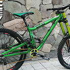 Turner DHR Green Kawasaki R26