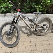 Stumpy Evo Shred Sled