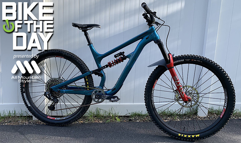 19b3a265e96 2019 Cannondale Habit 4 - hestonpage's Bike Check - Vital MTB