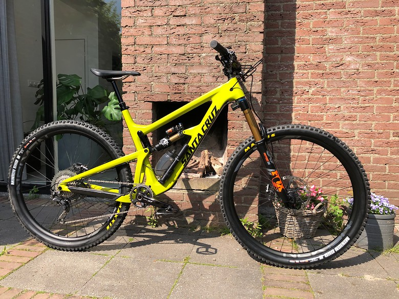 2018 Santa Cruz Hightower LT CC