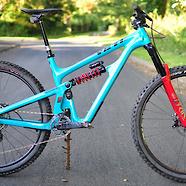 Yeti SB150 - SRAM AXS