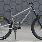 Trinity Mountain Bikes - Prototype #1