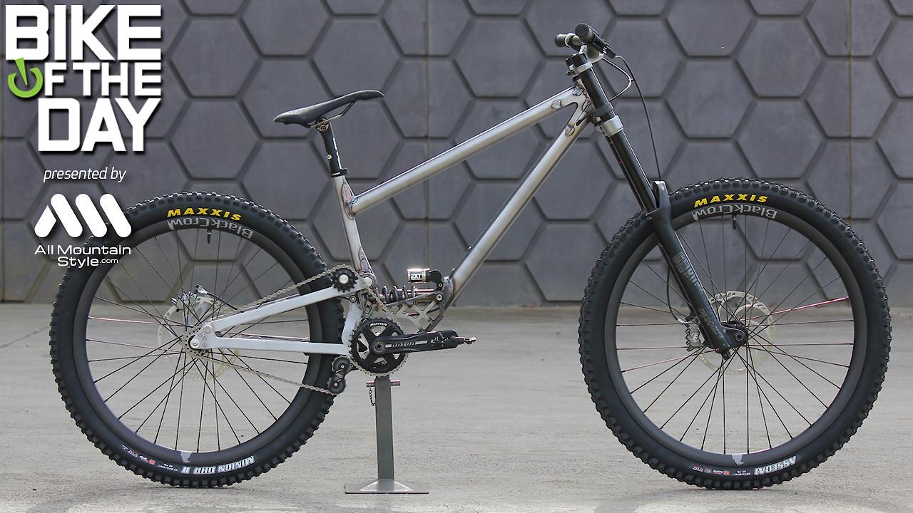 Trinity Mountain Bikes - Prototype #1