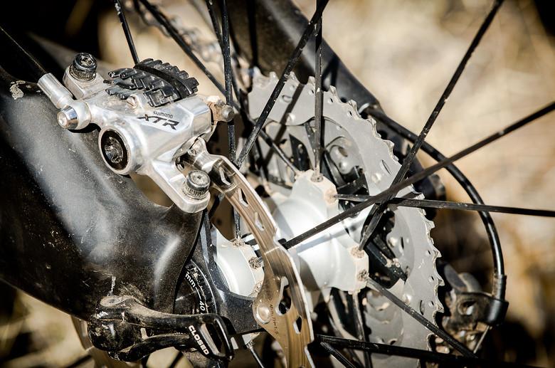 Pro Bike Check: Joey Schusler's Yeti SB66 Carbon