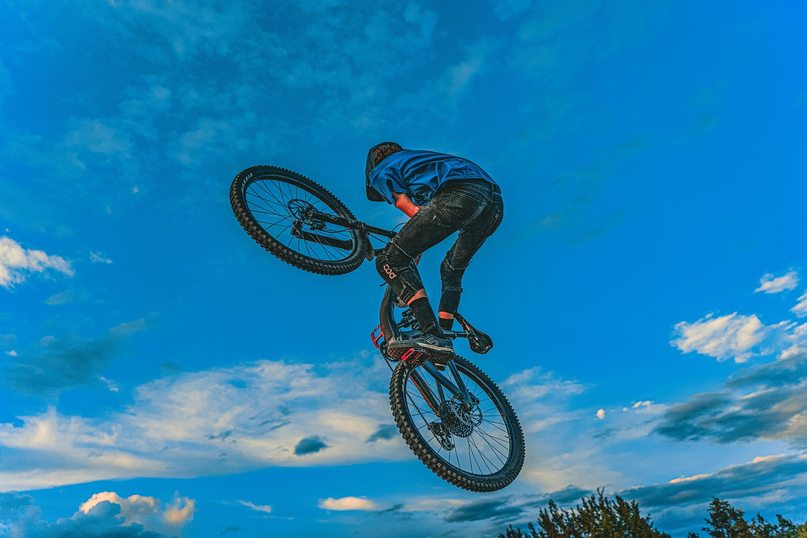 Henry getting sideways - legpwr - Mountain Biking Pictures - Vital MTB