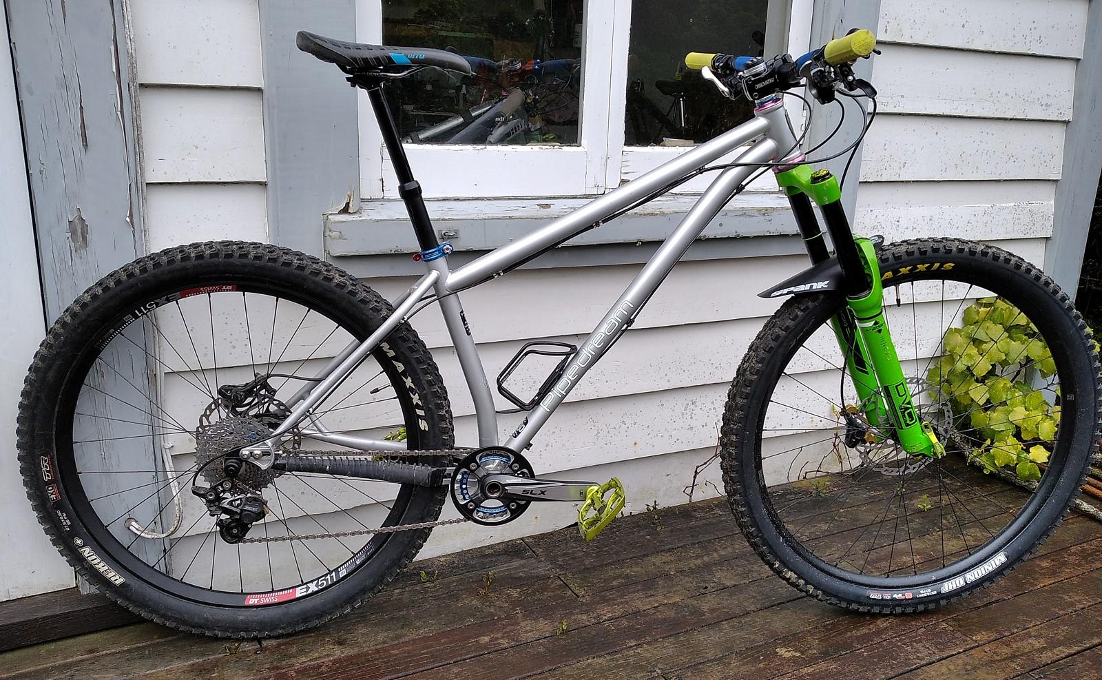 Pipedream Moxie v1 mullet  - Velocipedestrian - Mountain Biking Pictures - Vital MTB
