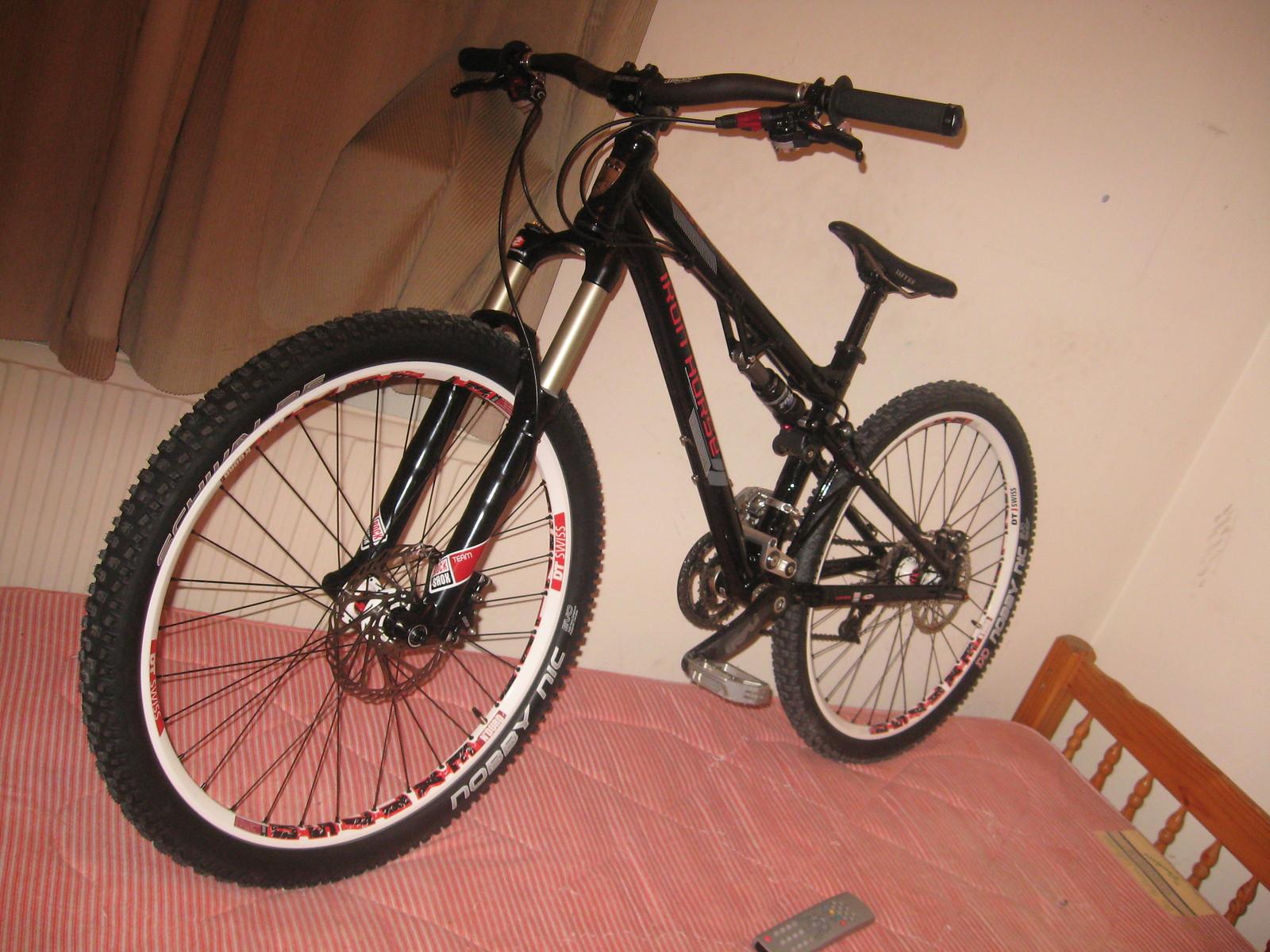 iron horse 4x - mattdallas - Mountain Biking Pictures - Vital MTB