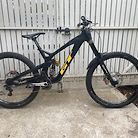 GT Fury 29 - Black and Yellow