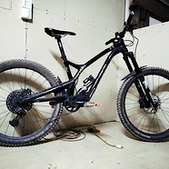 Commencal Supreme SX