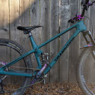 Candy coated Enduro-ish Spur