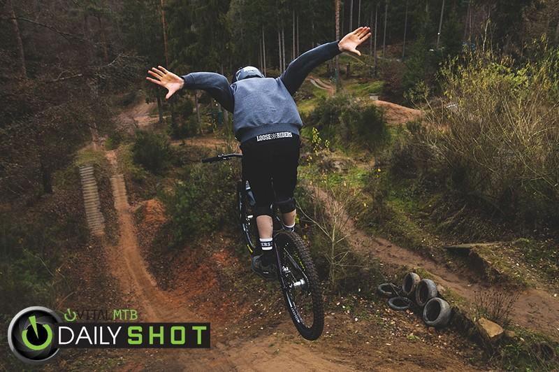 Trippstadt Sui Drop - Julian_Clauss - Mountain Biking Pictures - Vital MTB