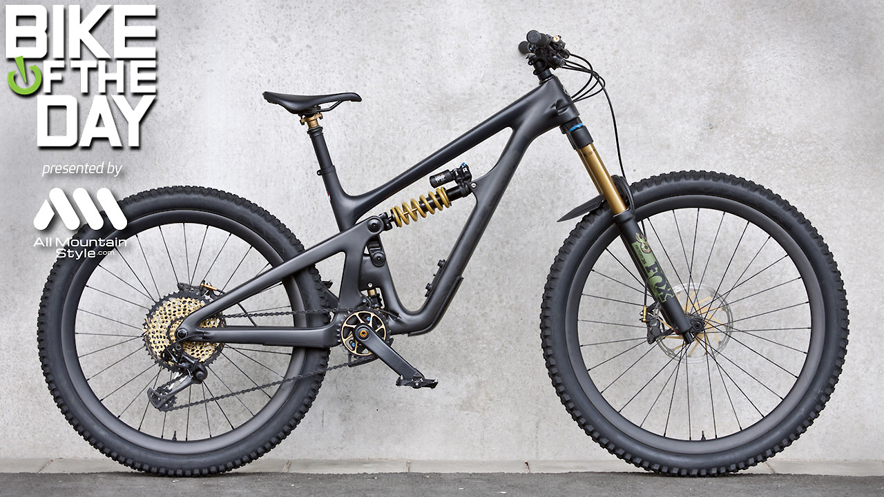 Yeti SB 165 Custom / Mulletbike