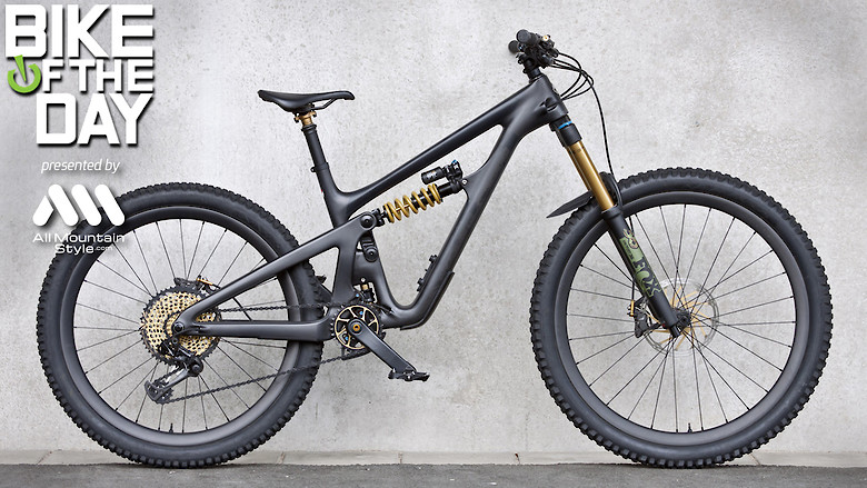 Yeti SB 165 Custom / Mulletbike