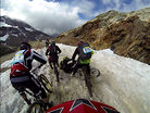 RAW Megavalanche 2014 Qualifying Highlights JEZKEN Racing