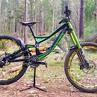 Specialized Demo 8 I - Green Machine