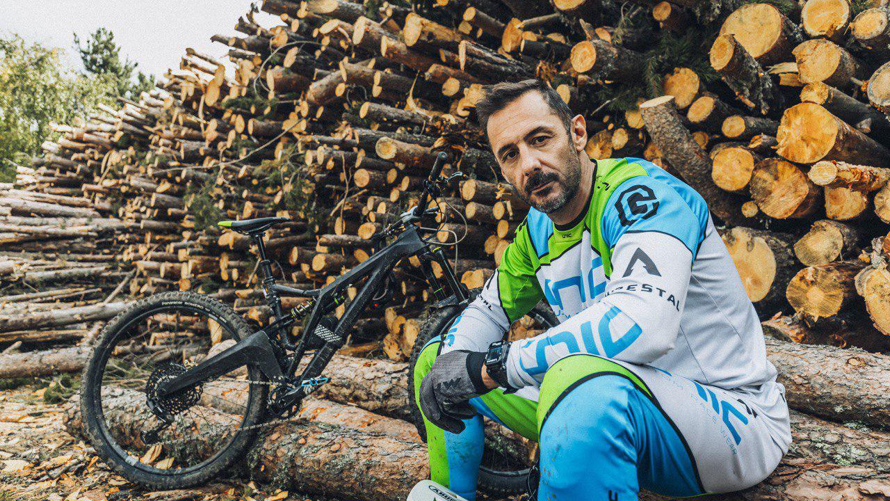 Getting Personal: Cédric Gracia