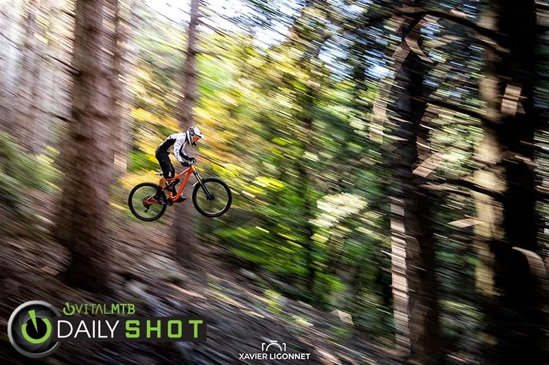Pan - Thomas Escudier MTB - Mountain Biking Pictures - Vital MTB