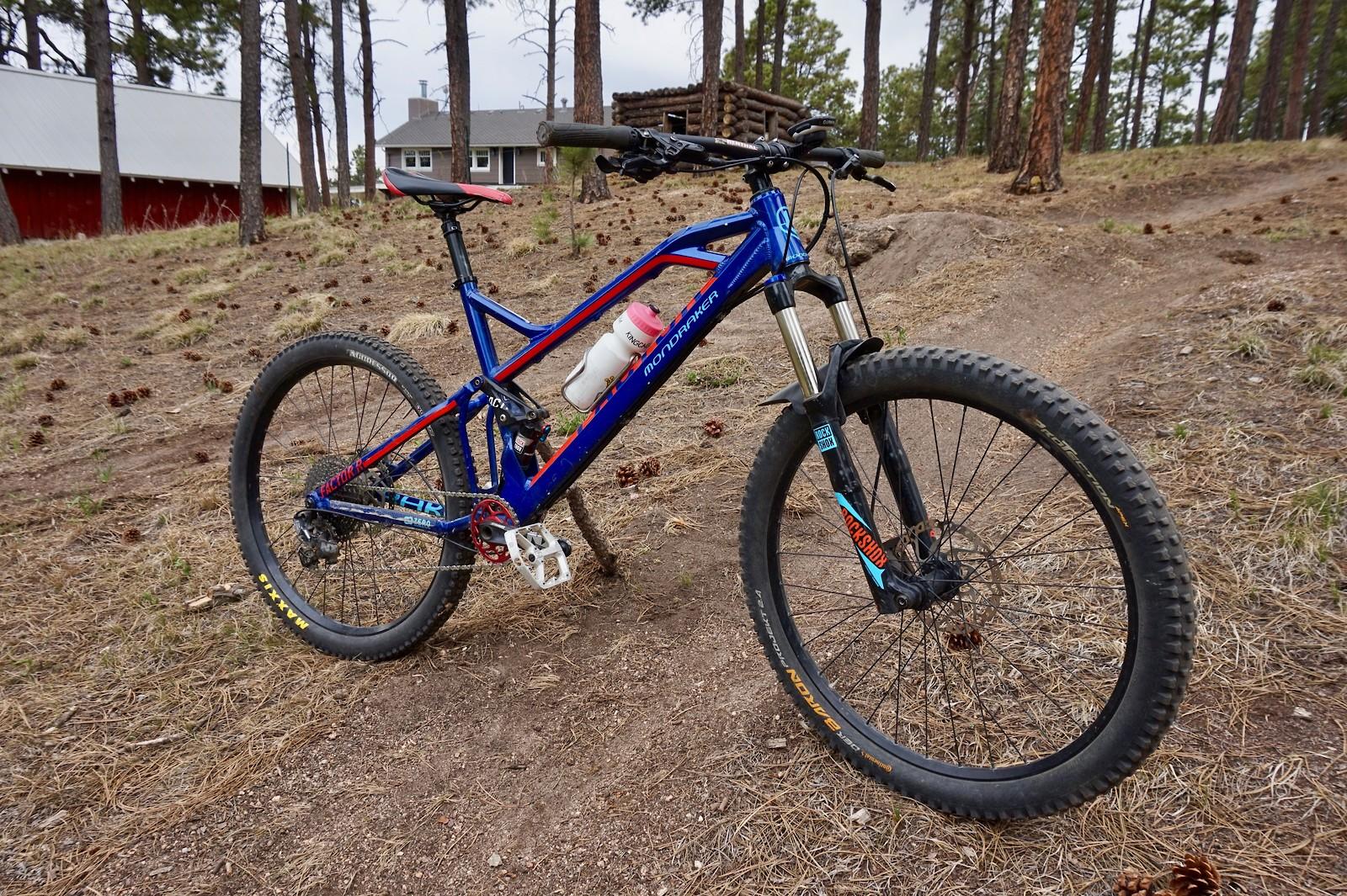 Mondraker Factor R Bike Check