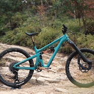 Yeti SB165 Build by Dirtybikes