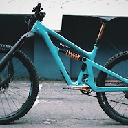 2020 Yeti SB165 Mixed Wheel (Build by Dirtybikes)