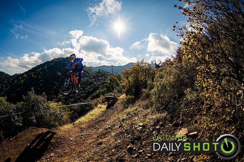 Sending It All the Way! - Antonios - Mountain Biking Pictures - Vital MTB