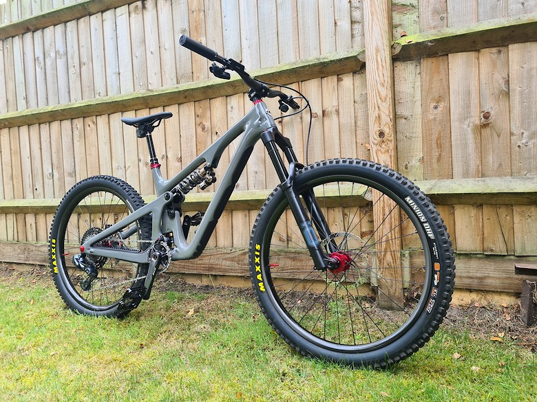 Yeti SB140 - Dream build