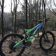 Custom 2006 Specialized Enduro