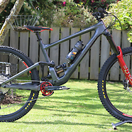 Specialized SWorks enduro custom build