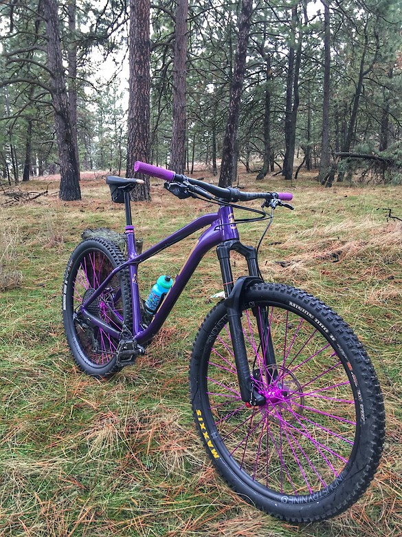 Kona Honzo AL/DL 2020 Purple-er