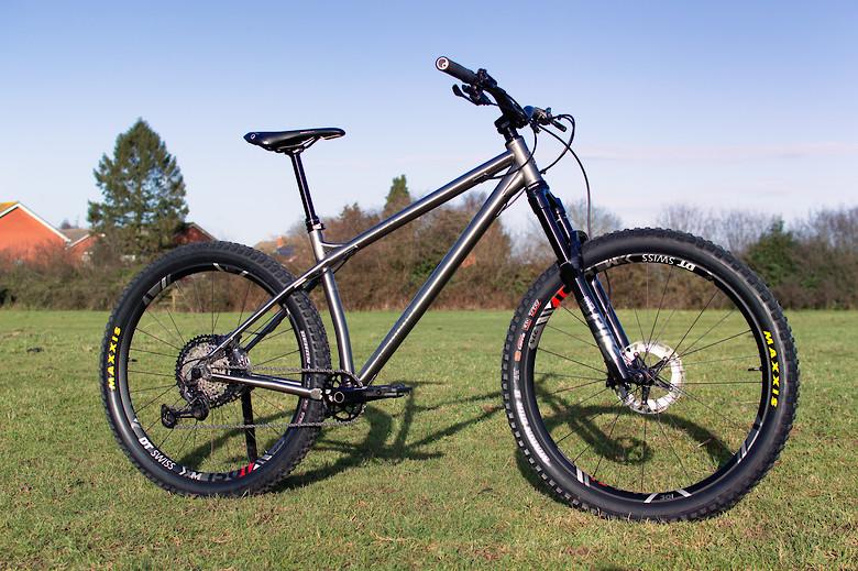 Stanton Switch9er Ti Gen 2 UK 2020 Custom Build