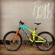 Trek Slash 8 Custom