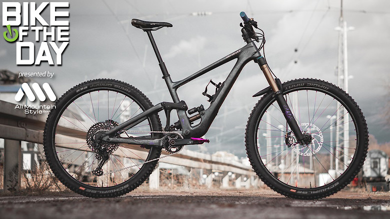 S-Works Enduro 2020 Tuned